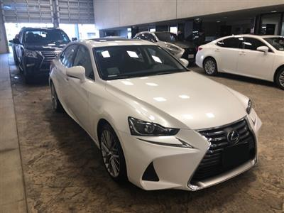 2017 Lexus IS 200t lease in Monrovia,CA - Swapalease.com