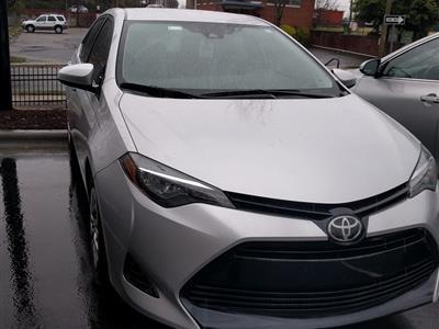 2019 Toyota Corolla lease in Durham,NC - Swapalease.com
