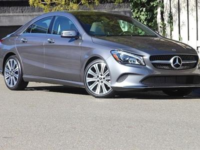 2018 Mercedes-Benz CLA Coupe lease in Walnut Creek,CA - Swapalease.com