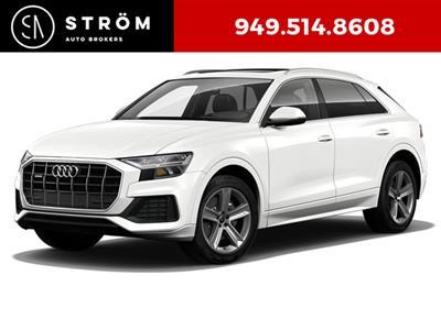 2019 Audi Q8 lease in Corona del Mar,CA - Swapalease.com