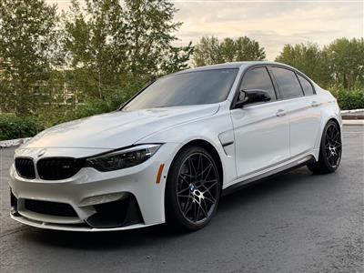 2018 BMW M3 lease in boise,ID - Swapalease.com