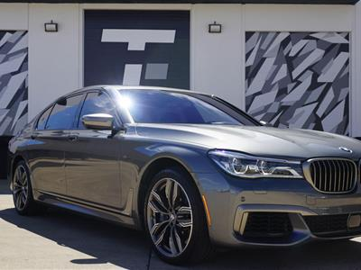 2019 BMW 7 Series lease in Flower Mound ,TX - Swapalease.com