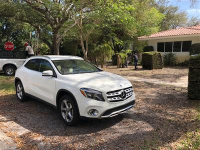 2019 Mercedes-Benz GLA SUV lease in Miami Shores,FL - Swapalease.com