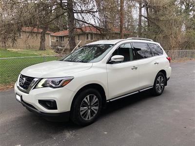 2017 Nissan Pathfinder lease in Omaha,NE - Swapalease.com