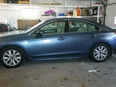2017 Subaru Legacy lease in Canton,NY - Swapalease.com