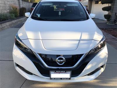 2018 Nissan LEAF lease in Mission View,CA - Swapalease.com