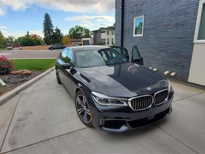 2017 BMW 7 Series lease in Denver,CO - Swapalease.com