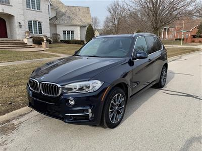 2018 BMW X5 lease in Warrenville,IL - Swapalease.com