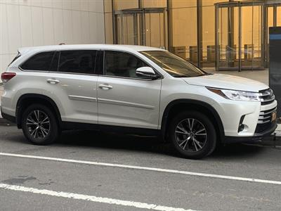 2019 Toyota Highlander lease in New York ,NY - Swapalease.com