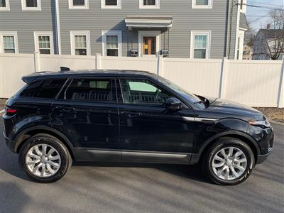2018 Land Rover Range Rover Evoque lease in Cambridge,MA - Swapalease.com