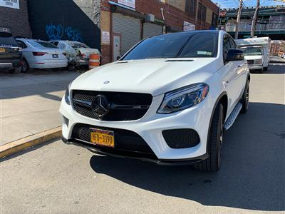 2017 Mercedes-Benz GLE-Class Coupe lease in Brooklyn,NY - Swapalease.com