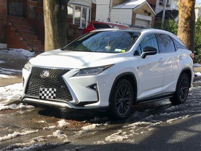 2016 Lexus Rx 350 F Sport Lease In Brooklyn Ny Swapalease
