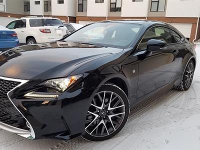 2017 Lexus RC 300 F Sport lease in Cleveland,OH - Swapalease.com