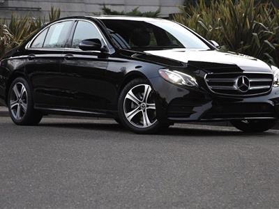 2018 Mercedes-Benz E-Class lease in Walnut Creek,CA - Swapalease.com
