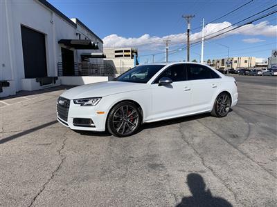 2018 Audi S4 lease in Las Vegas,NV - Swapalease.com