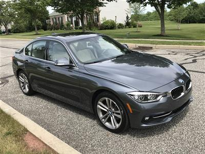 2017 BMW 3 Series lease in Collegeville,PA - Swapalease.com
