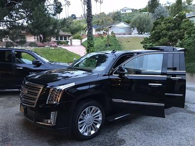 2017 Cadillac Escalade ESV lease in Rondondo Beach,CA - Swapalease.com