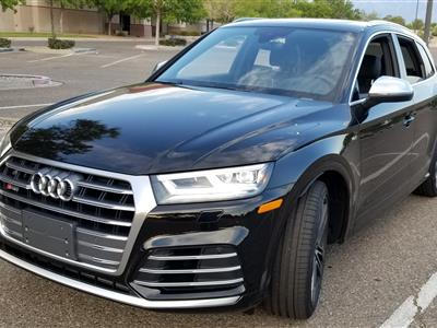 2018 Audi SQ5 lease in Albuquerque,NM - Swapalease.com