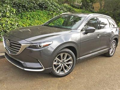 2017 Mazda CX-9 lease in CANTON,OH - Swapalease.com