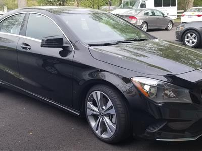 2018 Mercedes-Benz CLA Coupe lease in Rockville,MD - Swapalease.com