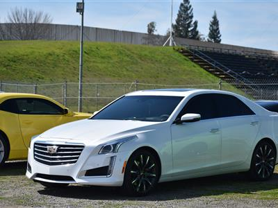 2017 Cadillac CTS lease in San Francisco,CA - Swapalease.com