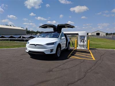 2017 Tesla Model X lease in Ramsey,MN - Swapalease.com
