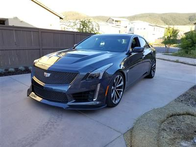 2016 Cadillac CTS-V lease in San Diego,CA - Swapalease.com