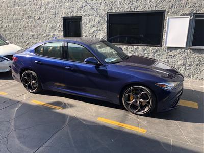 2018 Alfa Romeo Giulia lease in West Hollywood,CA - Swapalease.com