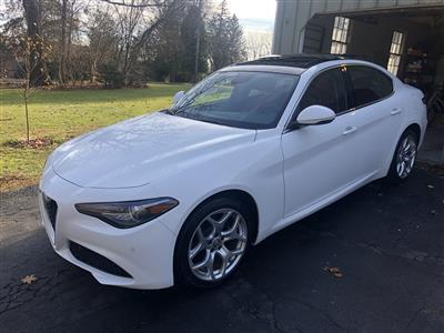 2018 Alfa Romeo Giulia lease in BURLINGTON,CT - Swapalease.com