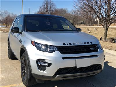 2018 Land Rover Discovery Sport lease in Normal,IL - Swapalease.com