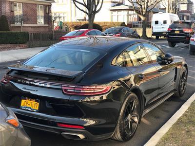2018 Porsche Panamera lease in New York,NY - Swapalease.com