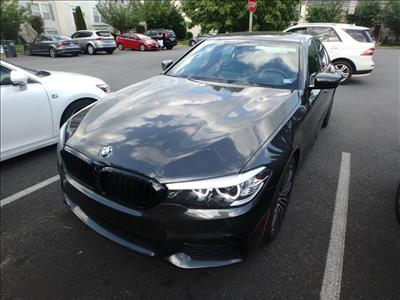 2018 BMW 5 Series lease in Springfield,VA - Swapalease.com