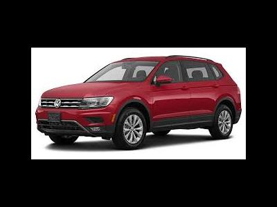 2018 Volkswagen Tiguan lease in Glen Burnie,MD - Swapalease.com
