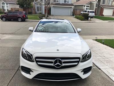 2018 Mercedes-Benz E-Class lease in San Ramon,CA - Swapalease.com