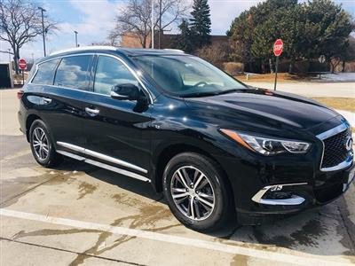 2017 Infiniti QX60 lease in Libertyville,IL - Swapalease.com