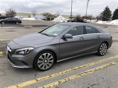 2018 Mercedes-Benz CLA Coupe lease in Rochester,NY - Swapalease.com
