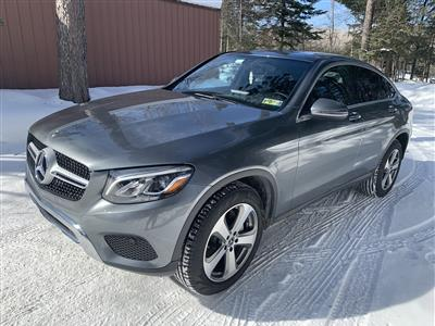 2018 Mercedes-Benz GLC-Class Coupe lease in Sherman Oaks,CA - Swapalease.com