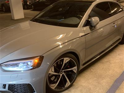 2018 Audi RS 5 lease in West Hollywood,CA - Swapalease.com