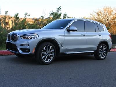 2018 BMW X3 lease in San Antonio,TX - Swapalease.com