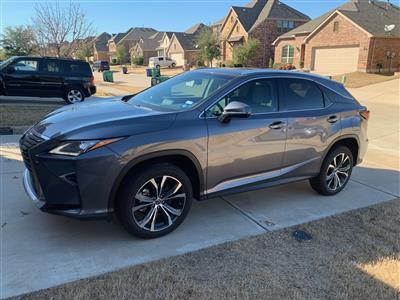 2018 Lexus RX 350 lease in Mckinney,TX - Swapalease.com