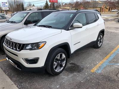 2018 Jeep Compass lease in Sterling Heights,MI - Swapalease.com