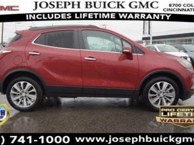 2019 Buick Encore lease in CINCINNATI,OH - Swapalease.com