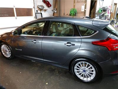 2017 Ford Focus lease in Delphos,OH - Swapalease.com