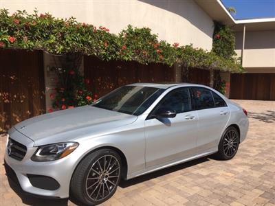 2018 Mercedes-Benz C-Class lease in Newport Beach,CA - Swapalease.com