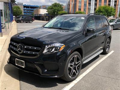 2018 Mercedes-Benz GLS-Class lease in Kensington,MD - Swapalease.com