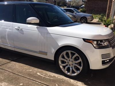 2015 Land Rover Range Rover lease in Wylie,TX - Swapalease.com