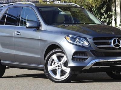 2018 Mercedes-Benz GLE-Class lease in Walnut Creek,CA - Swapalease.com
