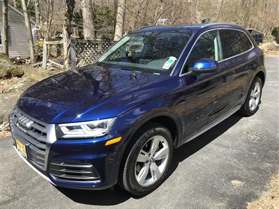 2018 Audi Q5 lease in Sparta,NJ - Swapalease.com