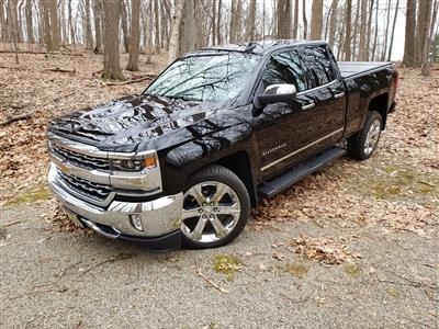 2018 Chevrolet Silverado 1500 lease in Mt Tabor,NJ - Swapalease.com