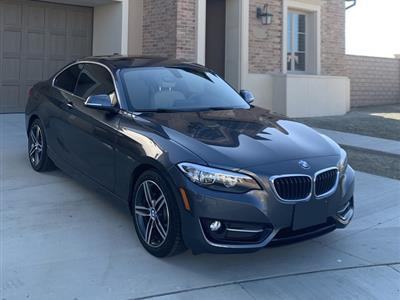 2017 BMW 2 Series lease in San Clemente,CA - Swapalease.com